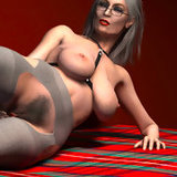 3d nude ladies