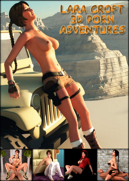lara croft 3d porn adventure