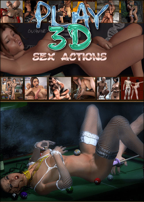 play 3d sex action