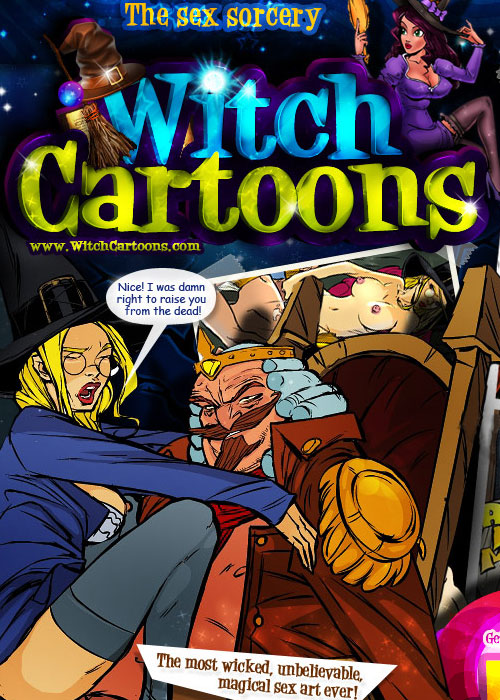 Witch Cartoons