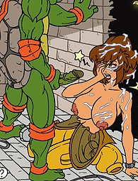 April o neil ninja turtles porn comics